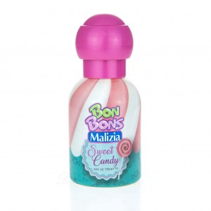 MALIZIA BON BONS KIDS PERFUMES SWEET CANDY 50ML