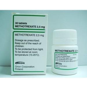 METHOTREXAT 2.5MG 30TAB