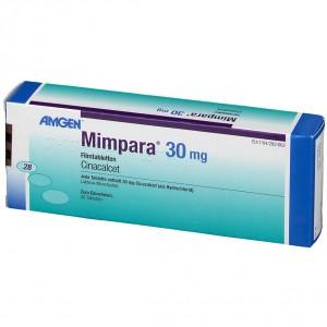 MIMPARA 30MG 28TAB