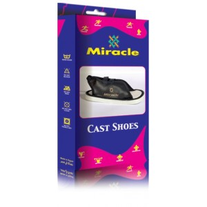 MIRACLE CAST SHOES - XL