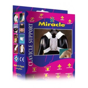 MIRACLE CLAVICLE SUPPORT - L