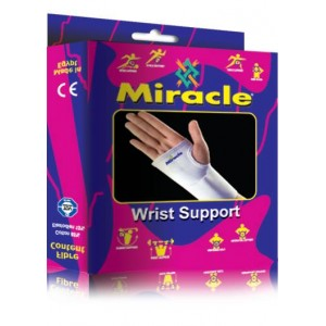 MIRACLE SUPPORT WITHOUT BRACE - S
