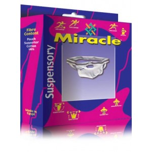 MIRACLE SUSPENSORY - XXL