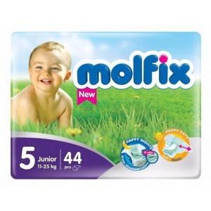 MOLFIX 5 - 44 diapers