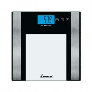MOMERT 5875 ELECTRONIC PERSONAL SCALE WITH 7 FUNCTIONS