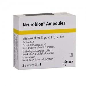 NEUROBION 3AMP MERCK