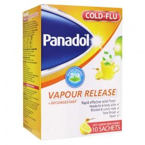 PANADOL COLD & FLU DAY 10 SACHETS
