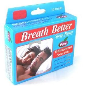 PURE BREATH BETTER PLUS 10 STRIP - L
