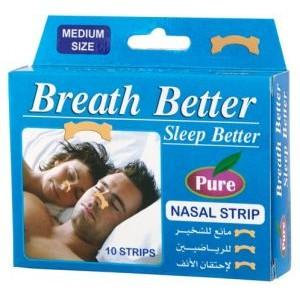 PURE BREATH BETTER PLUS 10 STRIP - M