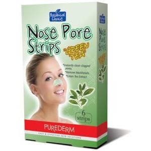 PUREDERM NOSE STEIPS GREEN TEA 6 PCS