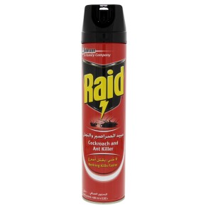 RAID COCKROACHES AND ANTS KILLER 400ML