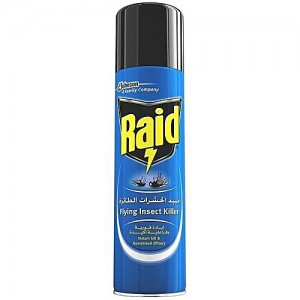 RAID SUPER FLYING INSECT KILLER 300 ML