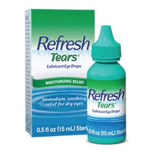 REFRESH TEARS EYE DROPS