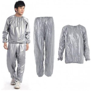 SAUNA TV EXERCISE SUIT - XL