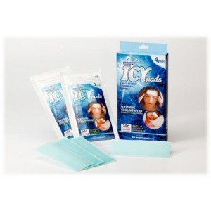 SINSIN ICY PADS SOOTHING COOLING
