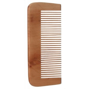 SONATA 88704 WOOD COMB WITH WIDE SLOTS