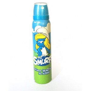 SPACETOON SMURFS PERFUMED SPRAY KIDS 120ML
