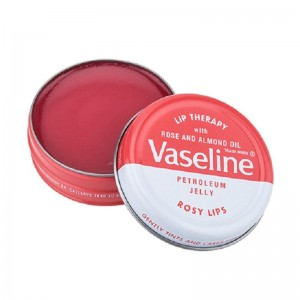 VASELINE LIP THERAPY ROSY PETROLEUM JELLY 20 GM