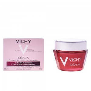 VICHY IDEALIA SMOOTHNESS & GLOW - NORMAL TO COMBINATION SKIN CREAM 50 ML