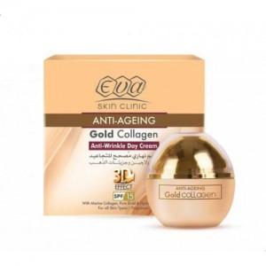 EVA COLLAGEN GOLD DAY CREAM 50 ML / Anti wrinkle