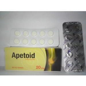 APETOID 20MG 30TAB