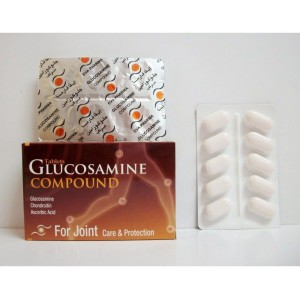 GLUCOSAMINE COMPOUND 30 TAB