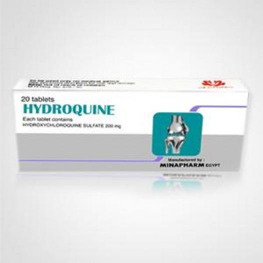 HYDROQUINONE 200 MG 20 TAB