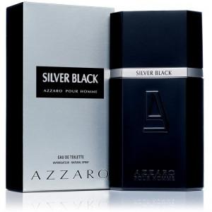 AZZARO BLACK  E.D.T MEN 100 ML