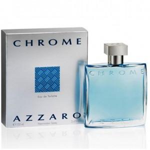 AZZARO CHROM E.D.T MEN 100 ML